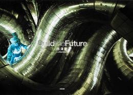 『Build the Future』カバーデザイン 著:西澤丞