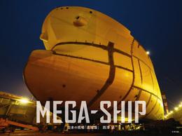 『MEGA-SHIP(日本の現場「造船篇」)』 著:西澤丞