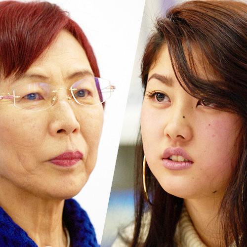 【対談】上野千鶴子(社会学者)×福田和香子、奥田愛基、牛田悦正(SEALDs) 対話