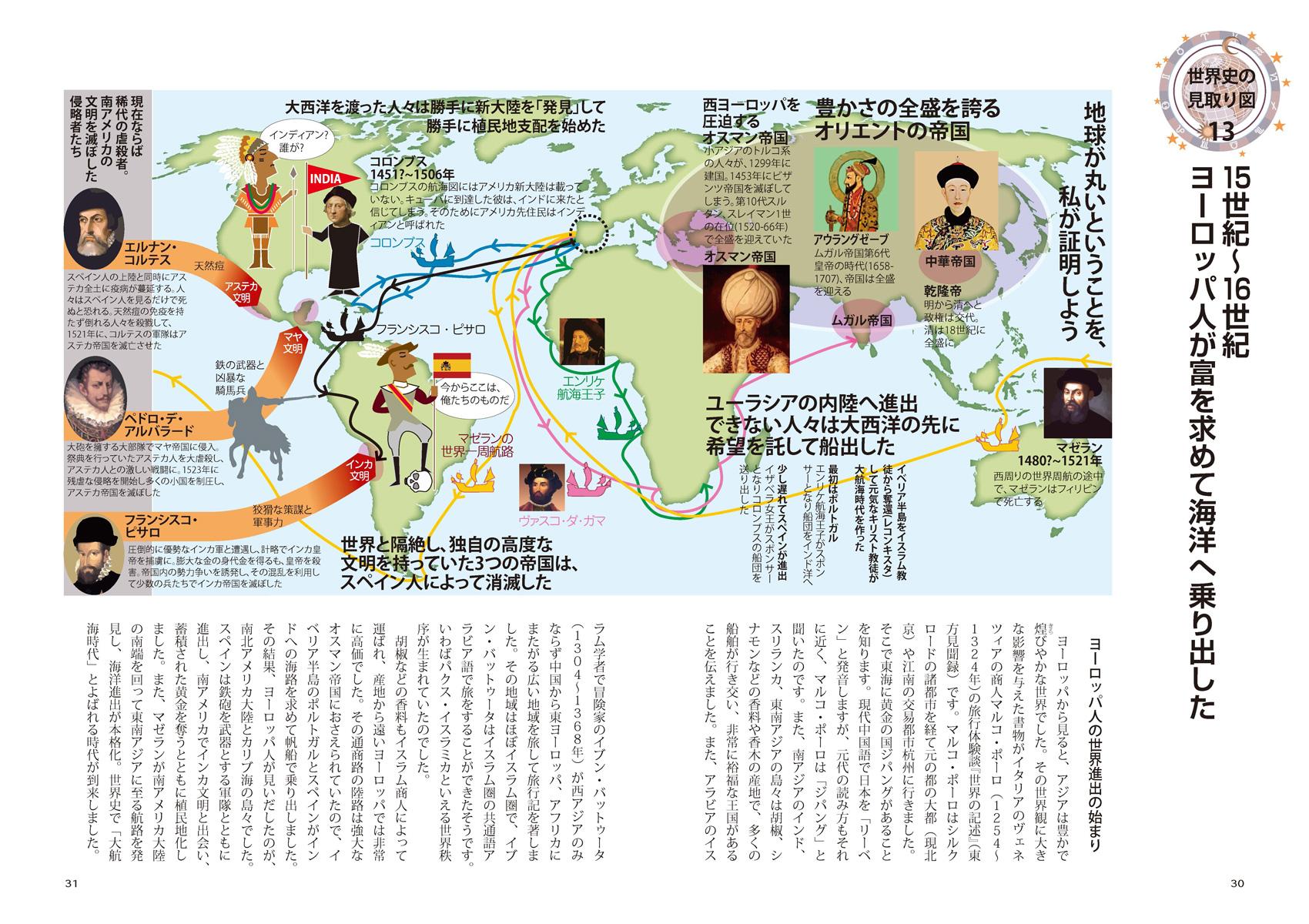 『図解でわかる 14歳から知る日本戦後政治史』ページサンプル7