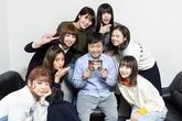 河本準一さんにインタビュー 「PASSPO☆のフンフンフン。」