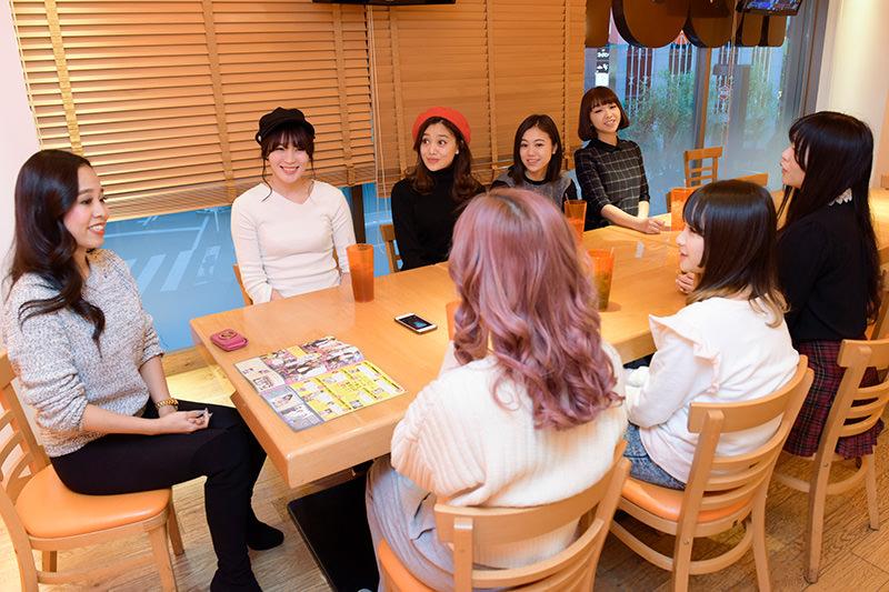 INTERVIEW 008 足立佳菜子さん 写真1