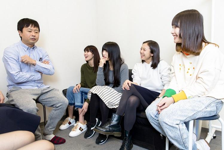 INTERVIEW 011 河本準一さん 写真2
