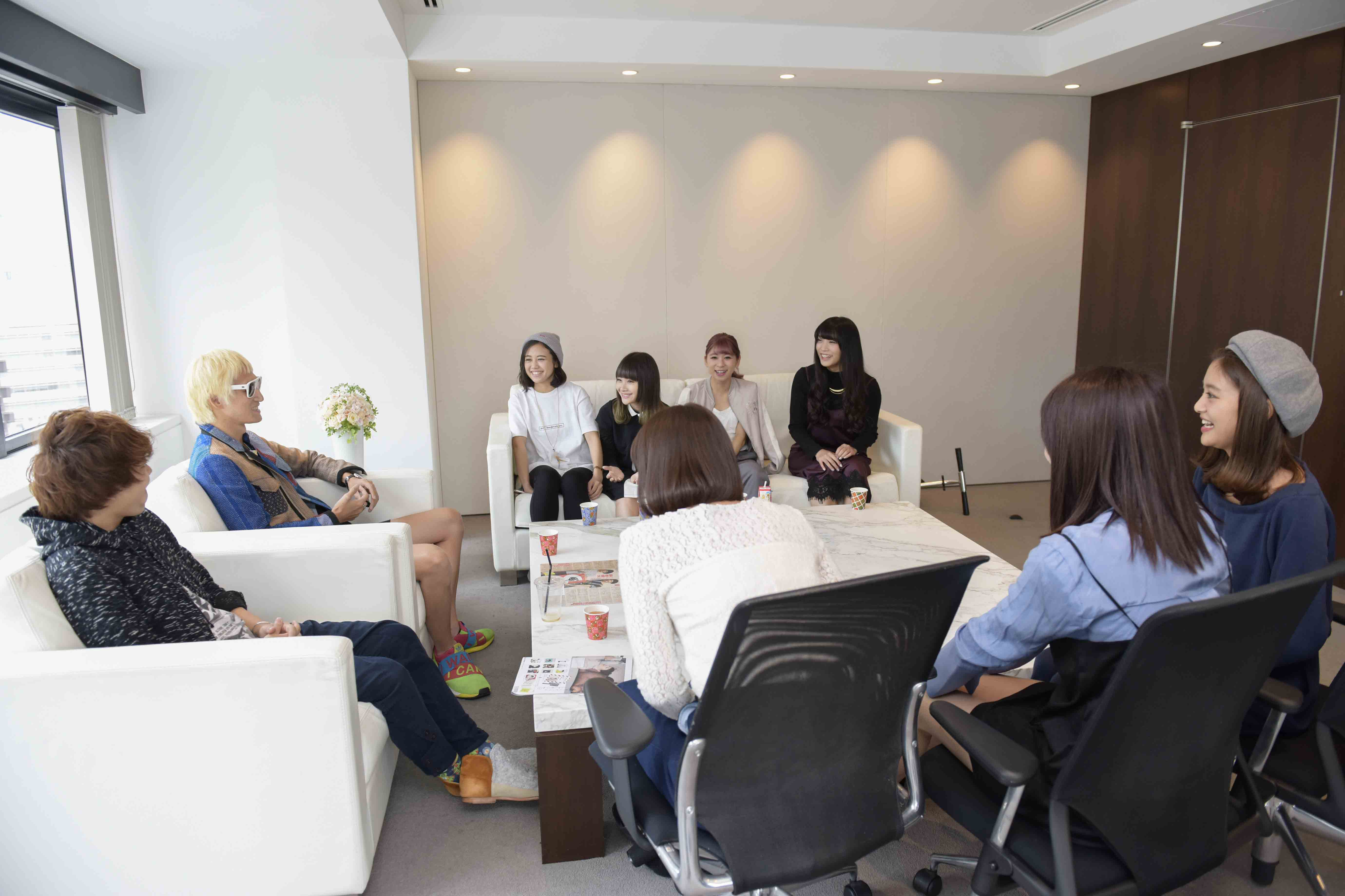 INTERVIEW 007 金廣・たなしんさん 写真1