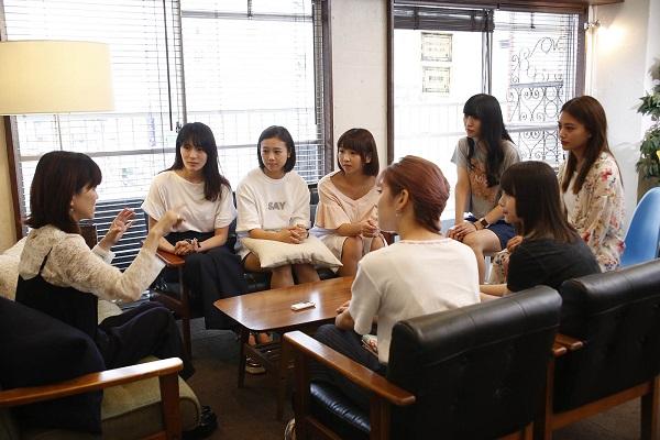 INTERVIEW 017 渡瀬マキさん 写真1