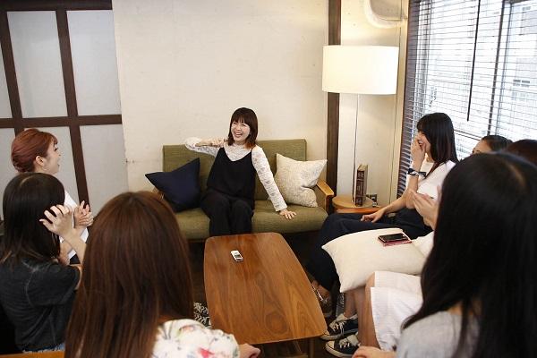 INTERVIEW 017 渡瀬マキさん 写真4