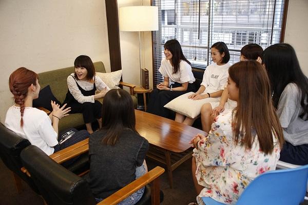 INTERVIEW 017 渡瀬マキさん 写真3