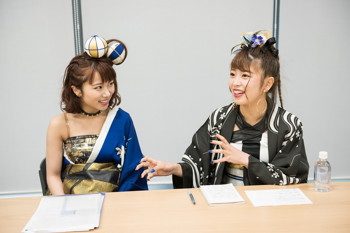 INTERVIEW 023 MAINA & EONさん 写真1