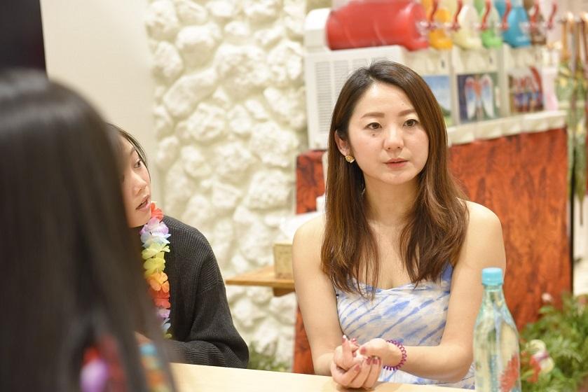 INTERVIEW 020 門田美穂さん 写真2