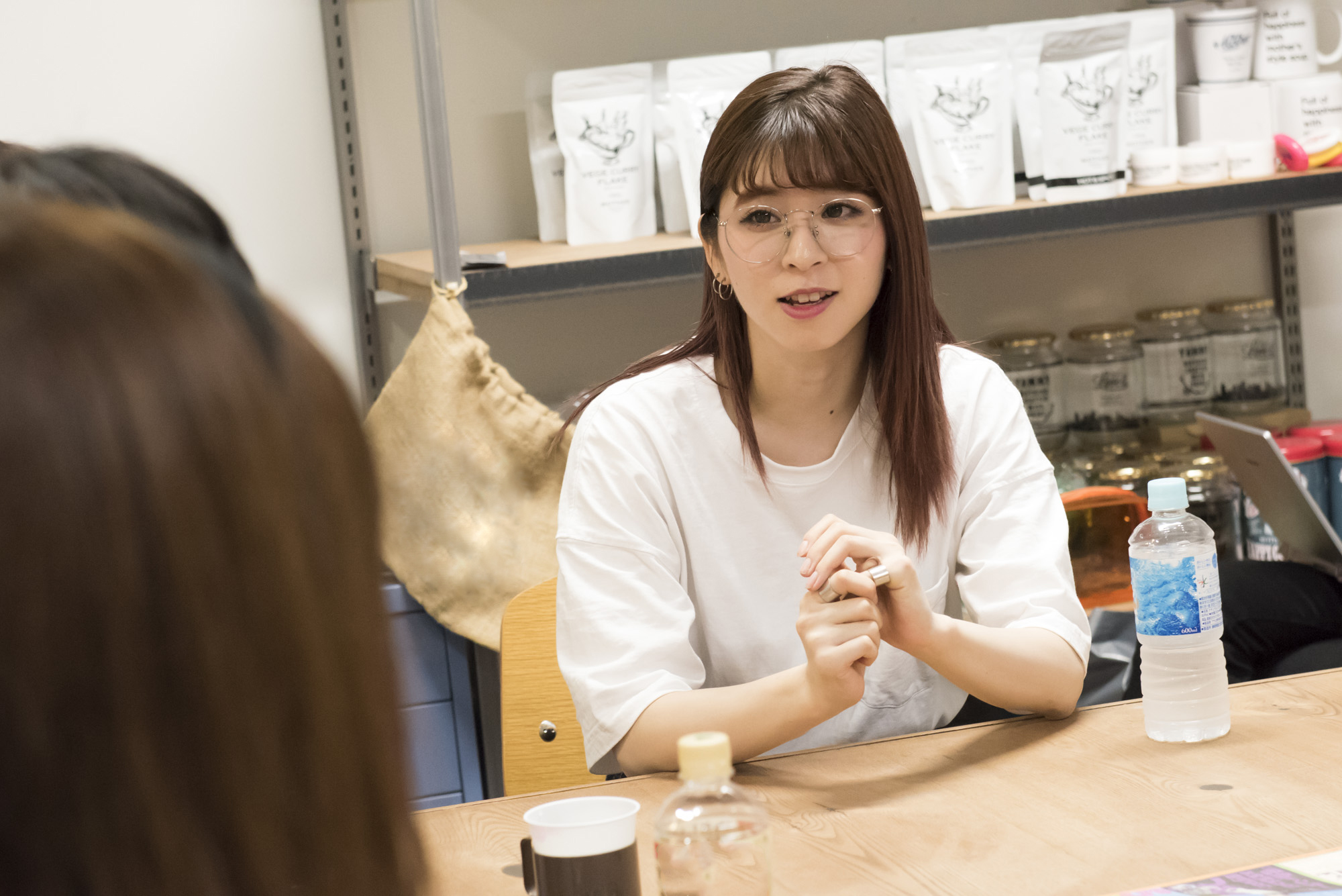 INTERVIEW 024 望月みゆ&恋汐りんご&大桃子サンライズさん 写真3