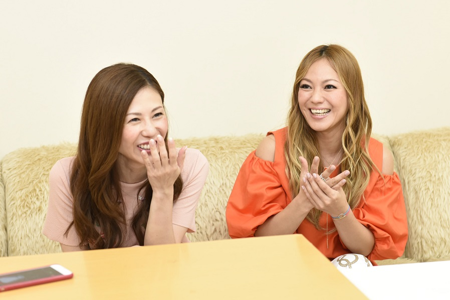 INTERVIEW 016 LINA & NANAさん 写真4