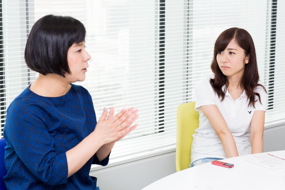 INTERVIEW FILE 002 ジェーン・スー 写真4
