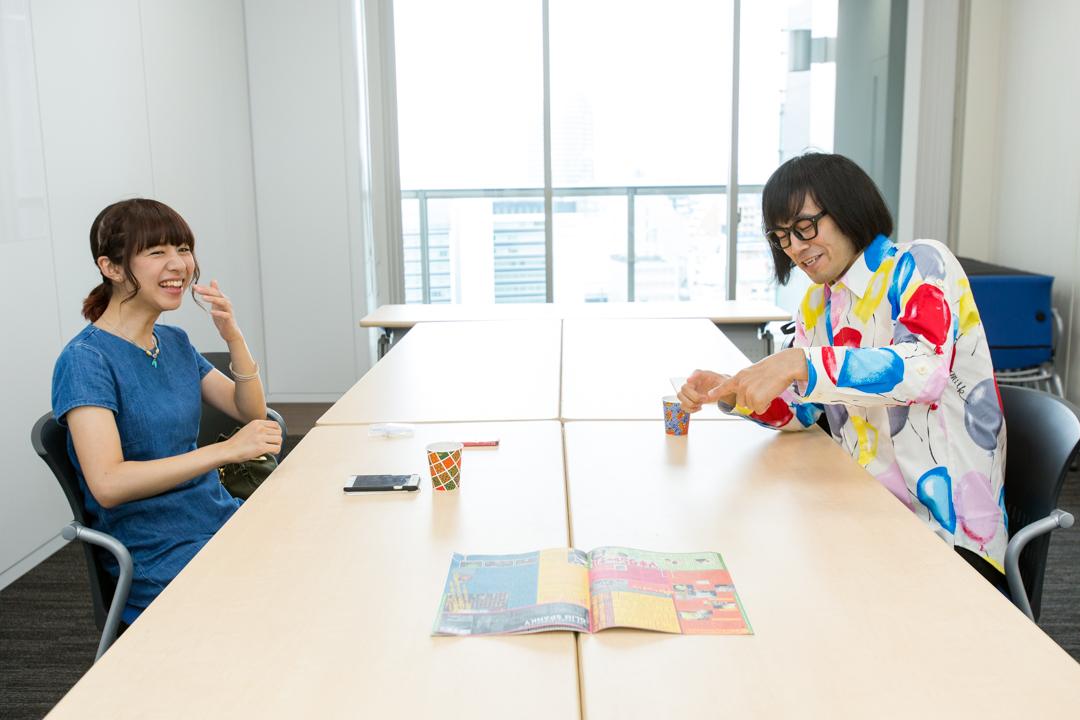 INTERVIEW FILE 014 松永天馬 写真1