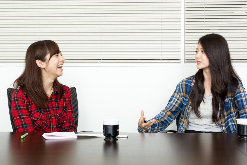 INTERVIEW FILE 004 ℃-ute鈴木愛理 写真1
