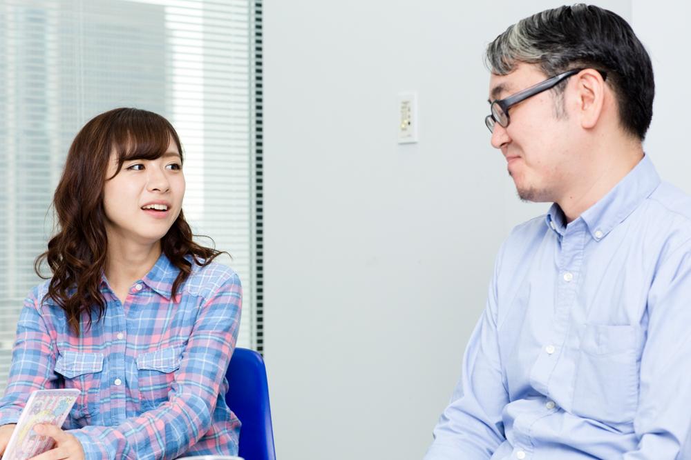 INTERVIEW FILE 003 嶺脇育夫 写真1