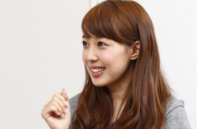 INTERVIEW FILE 009 川崎希 写真2
