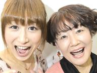 おかもとまり×バネッサ(LOVE40)! 歳の差47歳のガールズトーク!!!