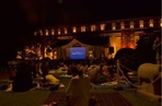 東京国立博物館恒例の野外映画上映会 今年は『サマーウォーズ』