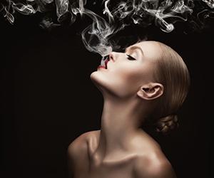 いろんな吸い方があるVAPE、水蒸気を操り楽しいトリック=技を披露しよう!