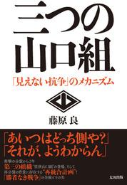 『三つの山口組 ーー「見えない抗争」のメカニズム』 著:藤原良