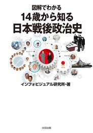 『図解でわかる 14歳から知る日本戦後政治史』 著:インフォビジュアル研究所