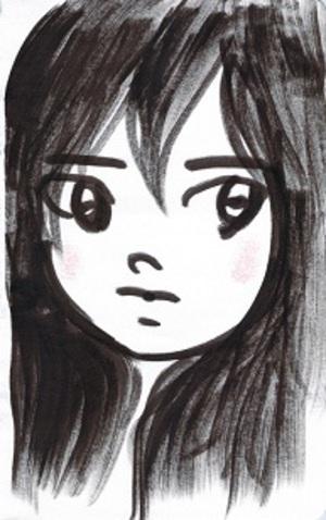 「未来ちゃん」の川島小鳥とタイの漫画家が2人展を開催