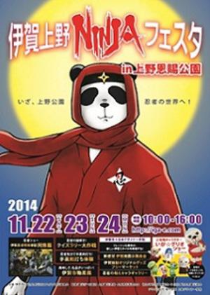 忍者特殊軍団ショーや手裏剣体験も 「伊賀上野NINJAフェスタ」