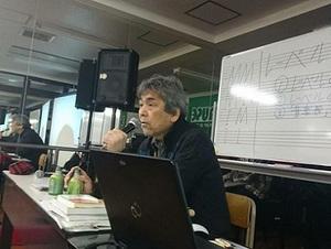 牧村憲一が主宰する『音学校』が夏の短期集中講座を開催