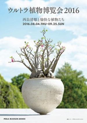 希少植物をこの目で プラントハンター・西畠清順の「ウルトラ植物博覧会」