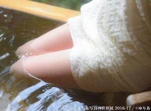 """500点以上の作品を紹介「ふともも写真の世界展」 テーマは""""温泉"""""""