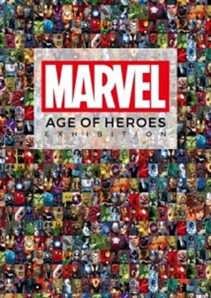 日本初のマーベル大型総合展 ヒーローの魅力に迫る資料多数登場