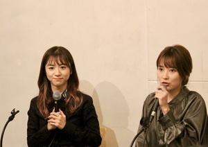 「もうアイドルには戻らない」 槙田紗子と大木亜希子が当時を赤裸々に語った夜