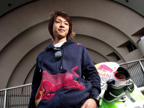 天才ウェイクボーダー・手塚翔太「夢を見せられるような大人になりたい」