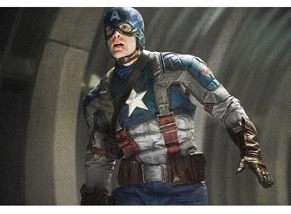 伝説のアメコミヒーロー「キャプテン・アメリカ」が3D映画化