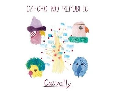 6月に発売された4曲入りファーストシングル『カジュアリー』