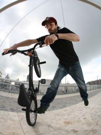 BMXライダー・伊東高志が語る「1台の自転車が持つ可能性」