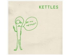 下北沢界隈で話題のロックバンド・ケトルスが1stアルバム発表