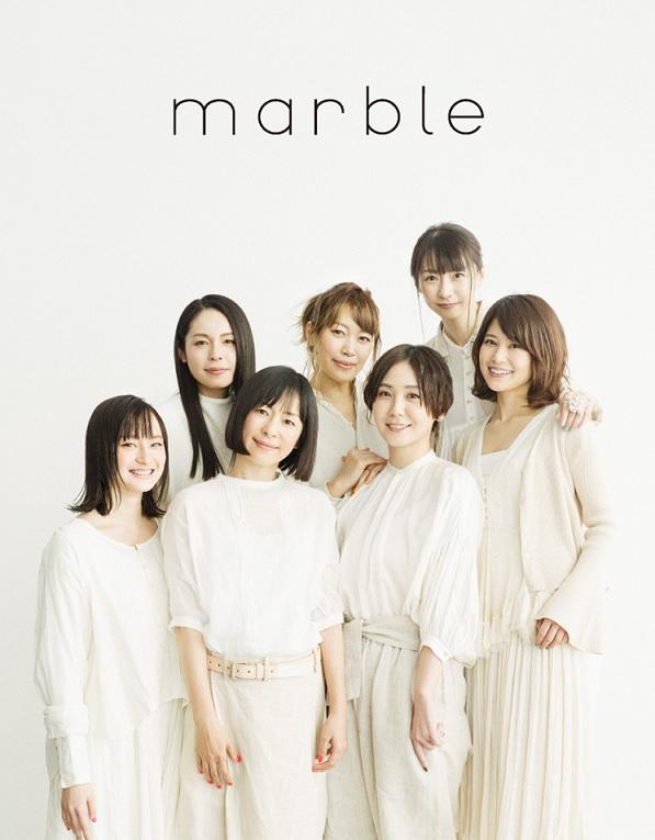酒井若菜・編集長のWEBマガジン『marble』が新ビジュアル公開 メイキングと座談会動画も