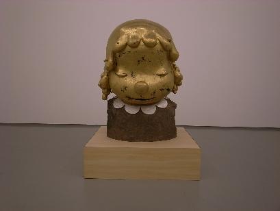 ポップアート作家・奈良美智が初の陶芸の個展を開催