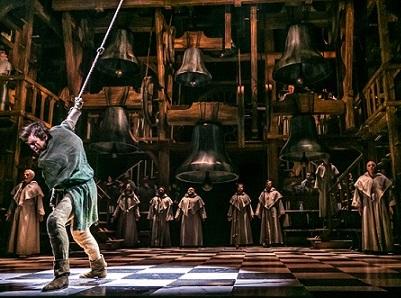 劇団四季 ディスニー6作品目『ノートルダムの鐘』は12月11日から