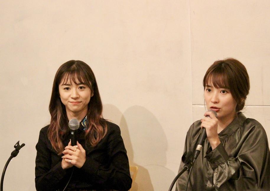 元アイドルが2人が「アイドルのセカンドキャリア」を語った