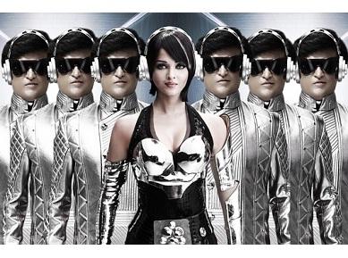 インド映画史上最高の製作費と興行収入を記録した『ロボット』が日本公開