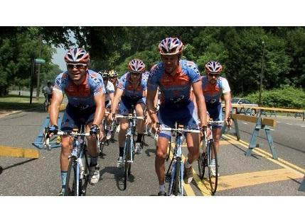 ツールに挑む自転車チームに密着したドキュメンタリー 一挙3本公開