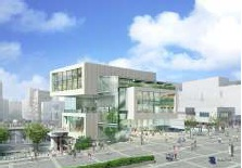 横浜・センター北に新商業施設「ヨツバコ」が今秋オープン